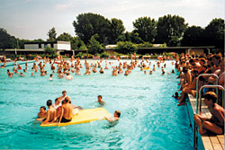 Wellenfreibad in Melle